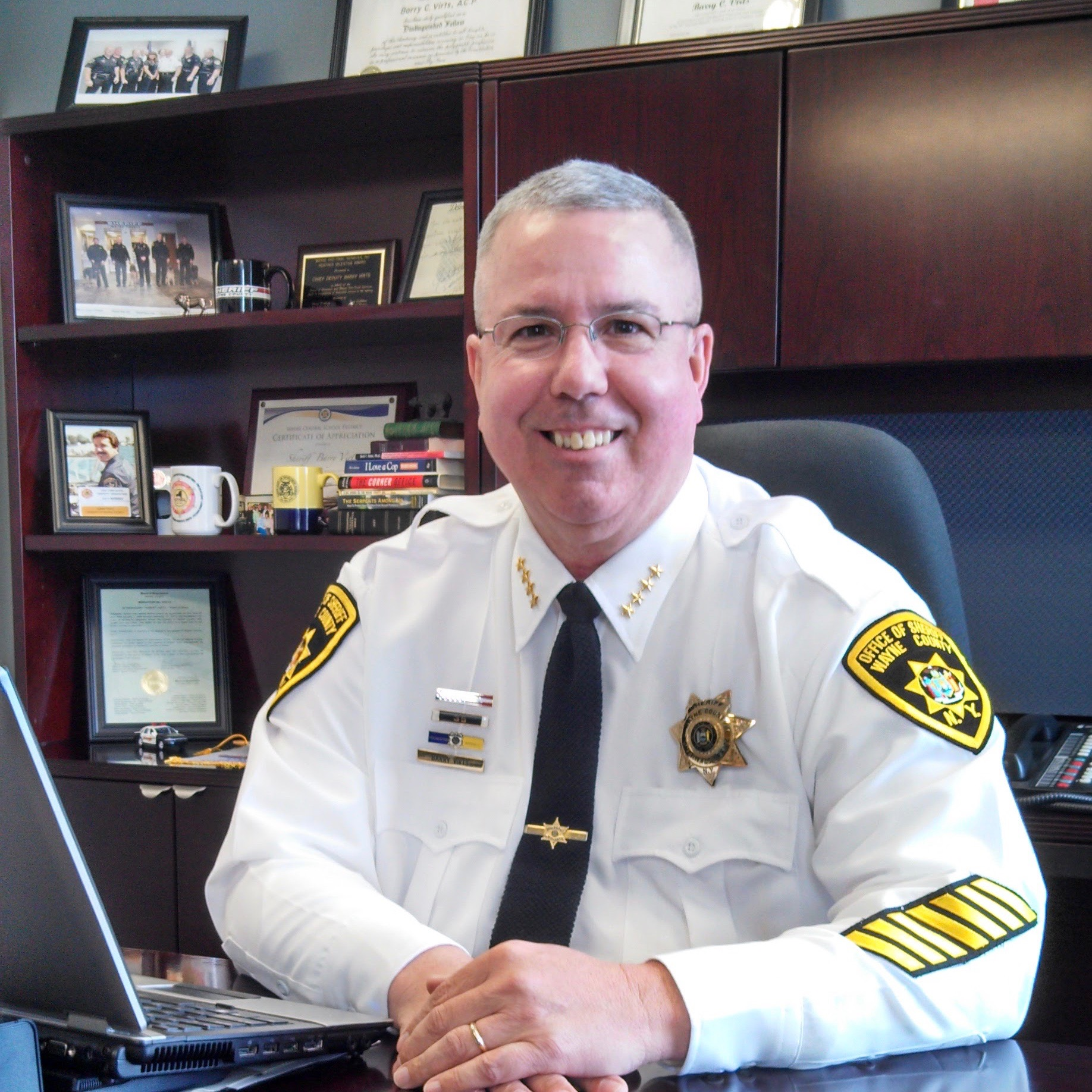 NY Sheriffs Association » Blog Archive » Barry C  Virts